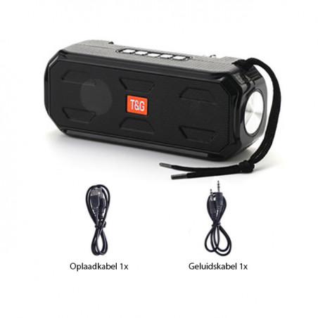 T&G Bluetooth speaker FM...