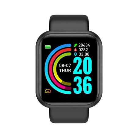 Smartwatch - Horloge en...
