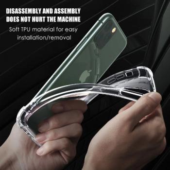 iPhone Telefoonhoesje - Schokbestendig Siliconen